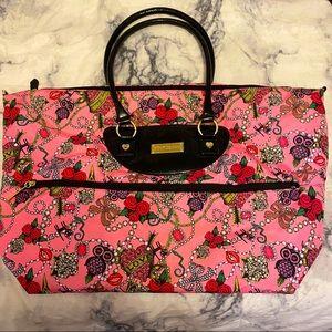 Betsey Johnson Overnight Duffle Bag